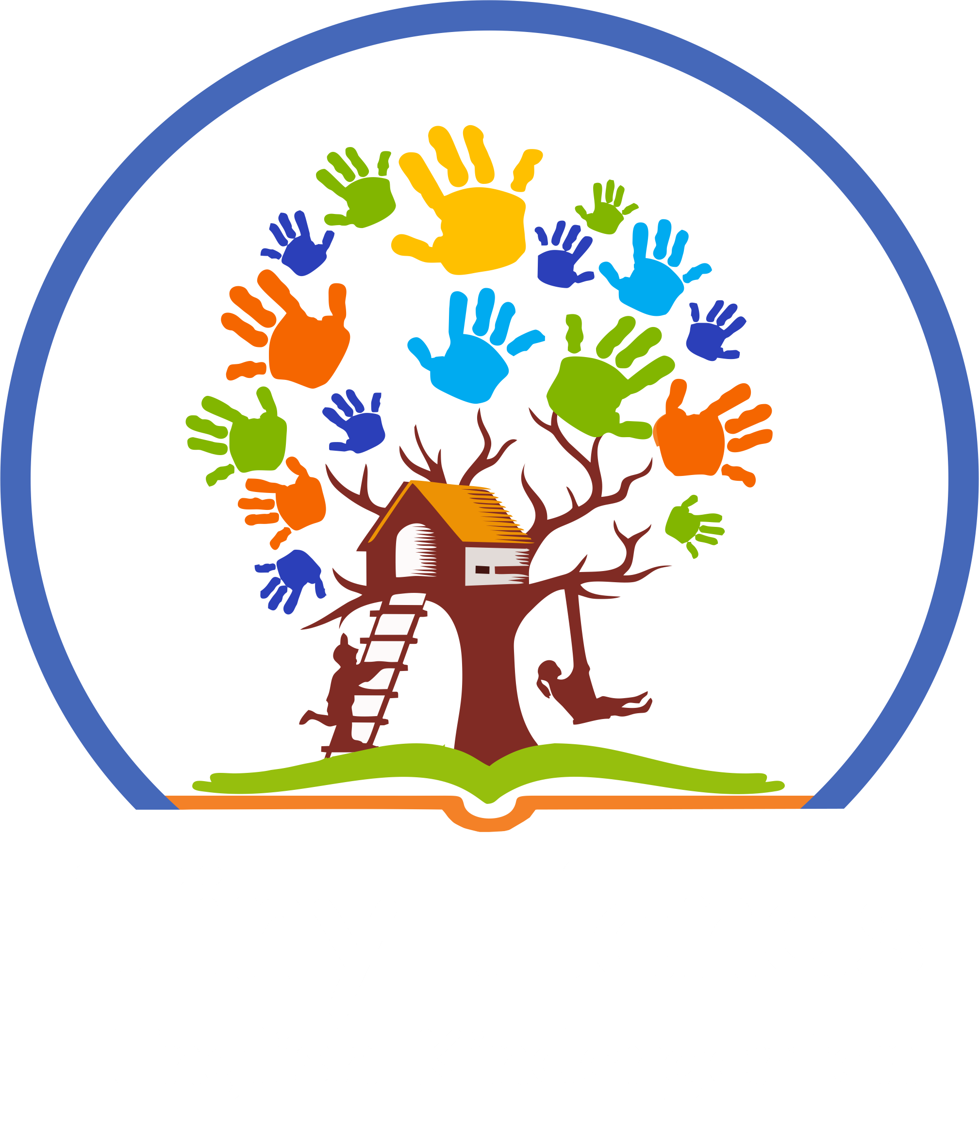Tiny Hands Kinder Garten Logo